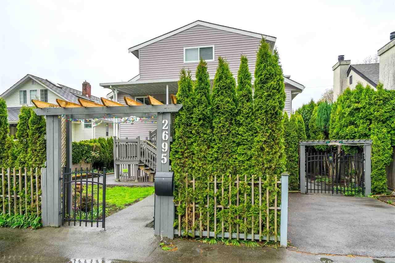 Main Photo: 2695 MCBRIDE Avenue in Surrey: Crescent Bch Ocean Pk. House for sale (South Surrey White Rock)  : MLS®# R2571973
