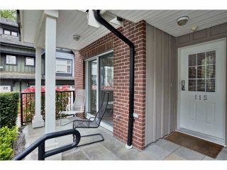 """Photo 3: 115 2780 ACADIA Road in Vancouver: University VW Condo for sale in """"LIBERTA"""" (Vancouver West)  : MLS®# V1119875"""