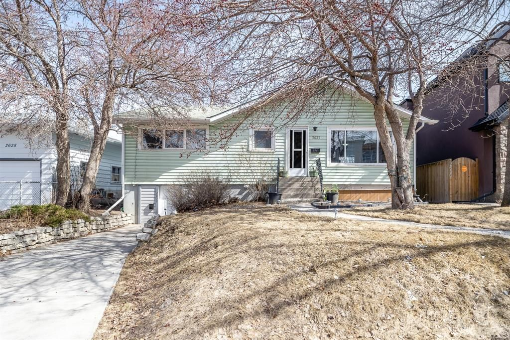 Main Photo: 2632 36 Street SW in Calgary: Killarney/Glengarry Detached for sale : MLS®# A1089895