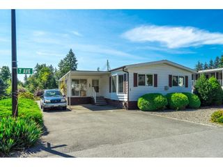 """Photo 2: 1 27111 0 Avenue in Langley: Aldergrove Langley Manufactured Home for sale in """"Pioneer Park"""" : MLS®# R2605762"""