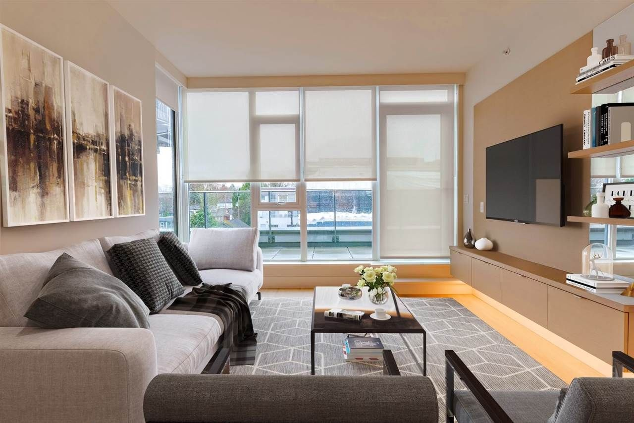 Main Photo: 404 3639 W 16TH AVENUE in Vancouver: Point Grey Condo for sale (Vancouver West)  : MLS®# R2579582