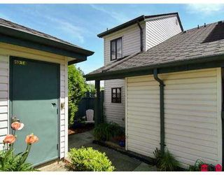 """Photo 1: 54 6641 138TH Street in Surrey: East Newton Townhouse for sale in """"Hyland Creek"""" : MLS®# F2711541"""