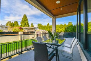 Photo 38: 1217 LAMERTON Avenue in Coquitlam: Harbour Chines House for sale : MLS®# R2495027