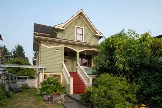 Photo 1: 5882 TYNE Street in Vancouver: Killarney VE House for sale (Vancouver East)  : MLS®# R2330113