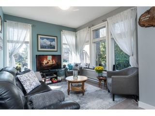 """Photo 9: 104 20062 FRASER Highway in Langley: Langley City Condo for sale in """"Varsity"""" : MLS®# R2453386"""