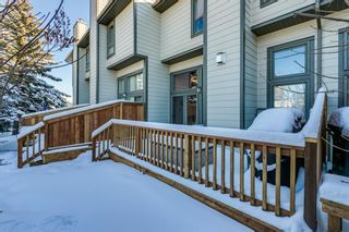 Photo 36: 39 185 Woodridge Drive SW in Calgary: Woodlands Row/Townhouse for sale : MLS®# A1069309