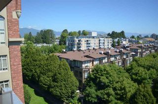 "Photo 7: 813 2799 YEW Street in Vancouver: Kitsilano Condo for sale in ""TAPESTRY"" (Vancouver West)  : MLS®# R2488808"