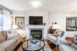 """Photo 2: 106 2161 W 12TH Avenue in Vancouver: Kitsilano Condo for sale in """"The Carlings"""" (Vancouver West)  : MLS®# R2427878"""