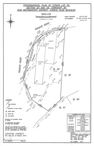 """Photo 2: 34 3295 SUNNYSIDE Road: Anmore Land for sale in """"COUNTRYSIDE VILLAGE"""" (Port Moody)  : MLS®# R2435911"""