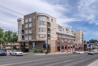 Photo 1: 411 1540 17 Avenue SW in Calgary: Sunalta Apartment for sale : MLS®# A1123160