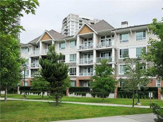 """Photo 1: 102 3551 FOSTER Avenue in Vancouver: Collingwood VE Condo for sale in """"FINALE"""" (Vancouver East)  : MLS®# V901635"""