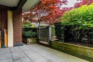 """Photo 22: 121 9399 ODLIN Road in Richmond: West Cambie Condo for sale in """"MAYFAIR PLACE"""" : MLS®# R2573266"""