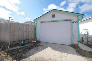 Photo 23: 635 Valour Road in Winnipeg: West End Residential for sale (5C)  : MLS®# 202108461