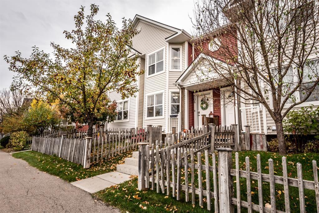 Main Photo: 506 Prairie Sound Circle NW: High River Row/Townhouse for sale : MLS®# A1153129