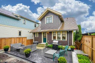 """Photo 38: 903 WALLS Avenue in Coquitlam: Maillardville House for sale in """"ALSBURY MUNDY"""" : MLS®# R2585242"""