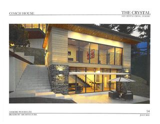 "Photo 4: 1421 CRYSTAL CREEK Drive: Anmore Land for sale in ""CRYSTAL CREEK"" (Port Moody)  : MLS®# R2189276"