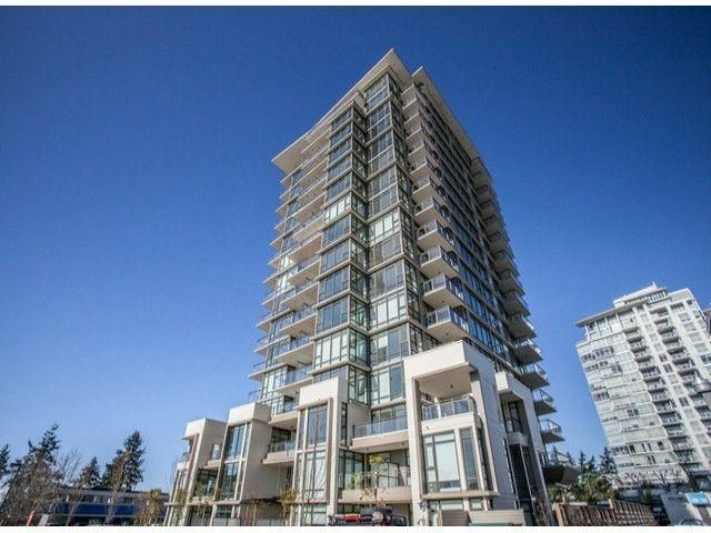 """Main Photo: 1508 1455 GEORGE Street: White Rock Condo for sale in """"AVRA"""" (South Surrey White Rock)  : MLS®# R2602644"""
