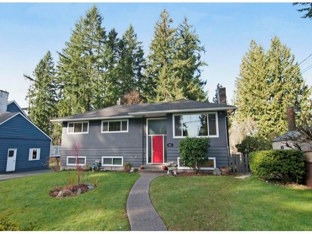 Main Photo: 652 SCHOOLHOUSE Street in Coquitlam: Central Coquitlam House for sale : MLS®# V1052159