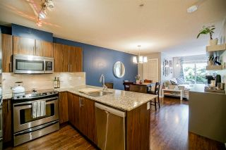 """Photo 3: C111 8929 202 Street in Langley: Walnut Grove Condo for sale in """"THE GROVE"""" : MLS®# R2501975"""