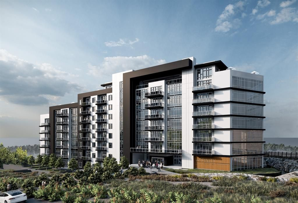 Main Photo: 802 5651 Nose Hill Drive NW in Calgary: Scenic Acres Apartment for sale : MLS®# A1125515