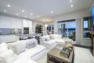 """Photo 3: 3917 CATES LANDING Way in North Vancouver: Roche Point Townhouse for sale in """"CATES LANDING"""" : MLS®# R2516583"""