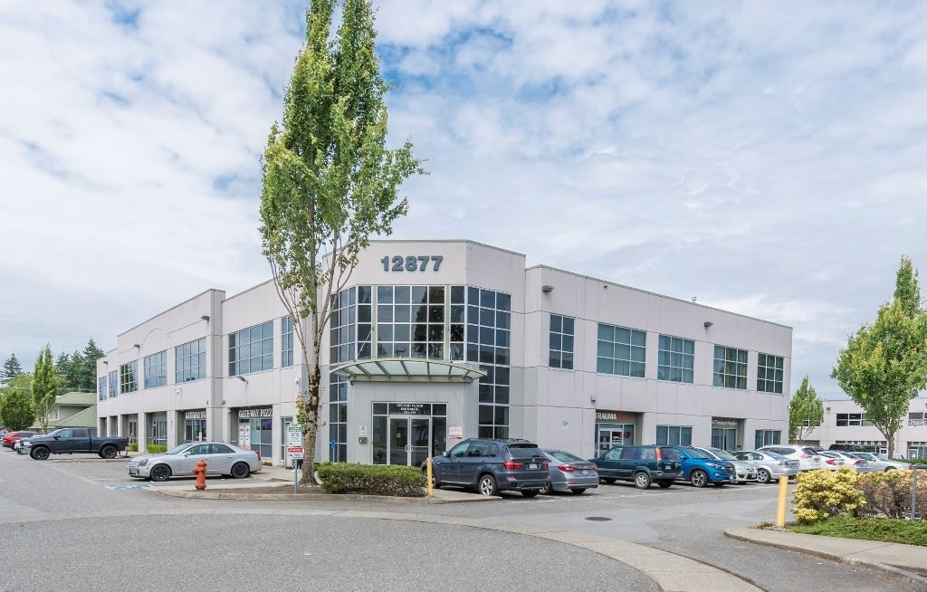 Main Photo: 204 12877 76 AVENUE in Surrey: West Newton Office  : MLS®# C8035705