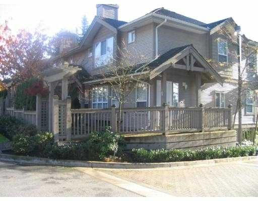 """Main Photo: 3 241 PARKSIDE DR in Port Moody: Heritage Mountain Townhouse for sale in """"PINEHURST"""" : MLS®# V566219"""