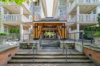 "Main Photo: 414 801 KLAHANIE Drive in Port Moody: Port Moody Centre Condo for sale in ""Inglenook"" : MLS®# R2579721"