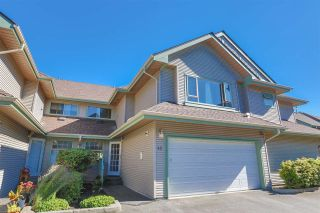 """Photo 1: 45 1255 RIVERSIDE Drive in Port Coquitlam: Riverwood Townhouse for sale in """"RIVERWOOD GREEN"""" : MLS®# R2004317"""