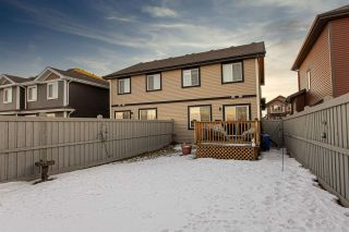 Photo 35: 21922 91 Avenue in Edmonton: Zone 58 House Half Duplex for sale : MLS®# E4225762