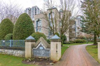 Photo 1: 414 2978 BURLINGTON Drive in Coquitlam: North Coquitlam Condo for sale : MLS®# R2541617