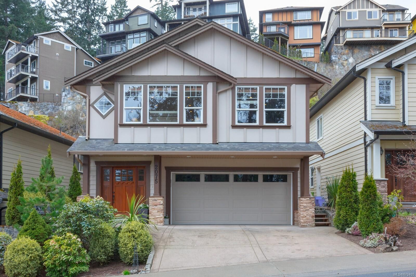 Main Photo: 2075 Longspur Dr in : La Bear Mountain House for sale (Langford)  : MLS®# 872405