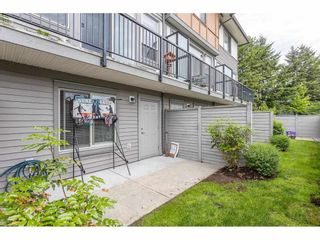 """Photo 33: 93 34248 KING Road in Abbotsford: Poplar Townhouse for sale in """"ARGYLE"""" : MLS®# R2585152"""