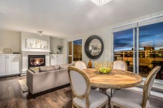 """Photo 5: 402 2768 CRANBERRY Drive in Vancouver: Kitsilano Condo for sale in """"Zydeco"""" (Vancouver West)  : MLS®# R2140838"""