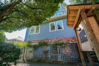 Photo 3: 230 W 15TH Avenue in Vancouver: Mount Pleasant VW Townhouse for sale (Vancouver West)  : MLS®# R2571760