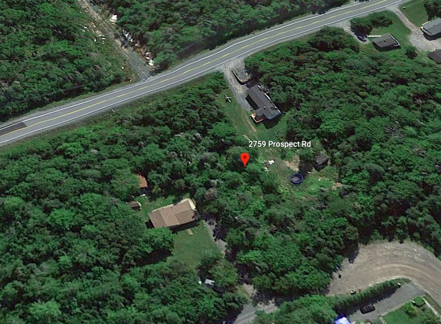 Main Photo: 2759 Prospect Road in Whites Lake: 40-Timberlea, Prospect, St. Margaret`S Bay Vacant Land for sale (Halifax-Dartmouth)  : MLS®# 202109511