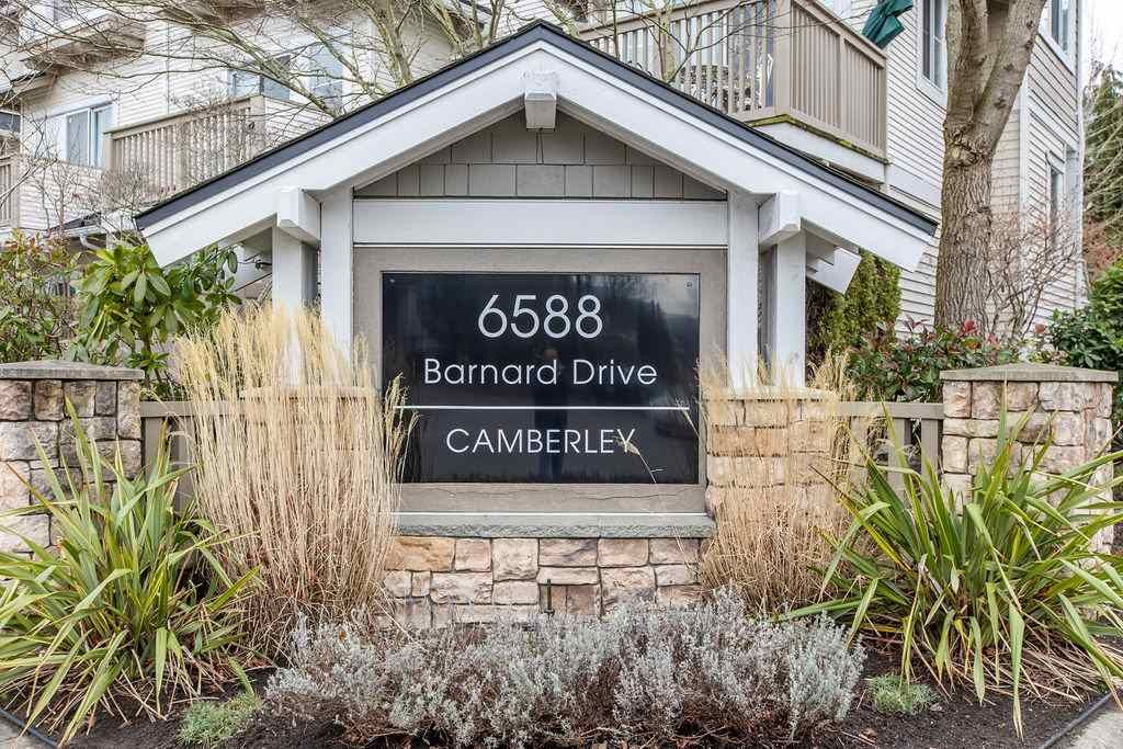 "Main Photo: 99 6588 BARNARD Drive in Richmond: Terra Nova Townhouse for sale in ""Camberley"" : MLS®# R2550124"