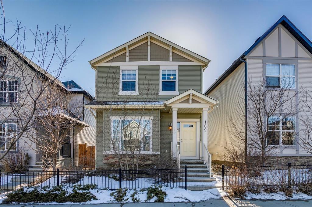 Main Photo: 169 CRANFORD Drive SE in Calgary: Cranston Detached for sale : MLS®# A1086236