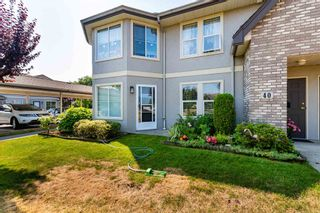 """Photo 40: 39 8533 BROADWAY Street in Chilliwack: Chilliwack E Young-Yale Townhouse for sale in """"BEACON DOWNS"""" : MLS®# R2602554"""