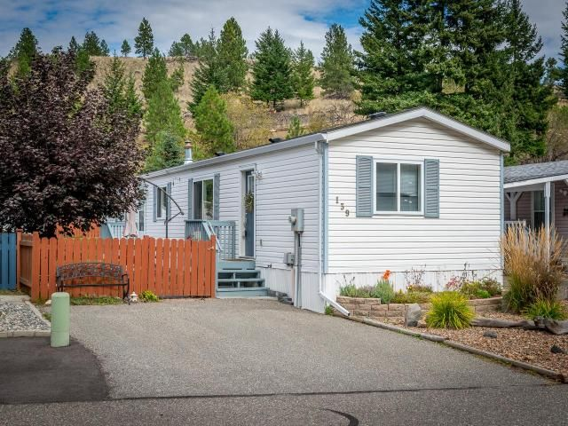 Main Photo: 139 1555 HOWE ROAD in Kamloops: Aberdeen Manufactured Home/Prefab for sale : MLS®# 153543