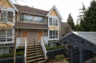 """Photo 4: 8 1015 LYNN VALLEY Road in North Vancouver: Lynn Valley Townhouse for sale in """"River Rock"""" : MLS®# V1007505"""