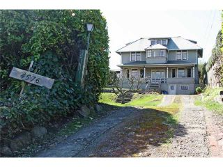Photo 3: 4576 NORTH WEST MARINE Drive in Vancouver: Point Grey House for sale (Vancouver West)  : MLS®# V884170