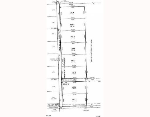 """Photo 3: Photos: # LOT 7 281 RD in Charlie Lake: Lakeshore Land for sale in """"COUNTRY MEADOW ESTATES"""" (Fort St. John (Zone 60))  : MLS®# N191109"""