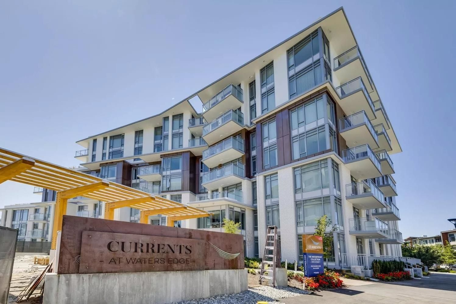 """Main Photo: 504 3188 RIVERWALK Avenue in Vancouver: South Marine Condo for sale in """"CURRENTS AT WATER'S EDGE"""" (Vancouver East)  : MLS®# R2614610"""
