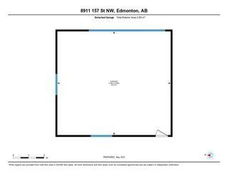 Photo 50: 8911 157 Street in Edmonton: Zone 22 House for sale : MLS®# E4246342
