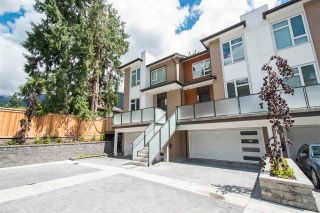 """Photo 2: 4676 CAPILANO Road in North Vancouver: Canyon Heights NV Townhouse for sale in """"Canyon North"""" : MLS®# R2591103"""