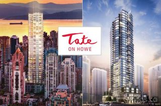 "Photo 1: 1505 1283 HOWE Street in Vancouver: Downtown VW Condo for sale in ""TATE"" (Vancouver West)  : MLS®# R2315793"