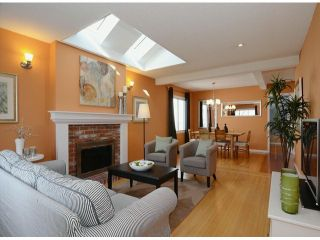 """Photo 2: 38 W 20TH Avenue in Vancouver: Cambie House for sale in """"CAMBIE VILLAGE"""" (Vancouver West)  : MLS®# V1053953"""