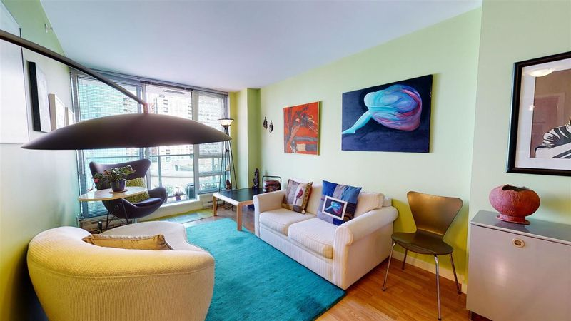FEATURED LISTING: 2206 - 788 HAMILTON Street Vancouver