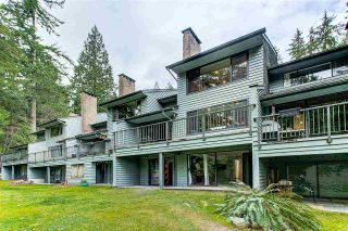 """Photo 1: 837 FREDERICK Road in North Vancouver: Lynn Valley Townhouse for sale in """"Laura Lynn"""" : MLS®# R2547628"""